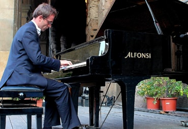 Piano school and music production in Rome|New Age Musica