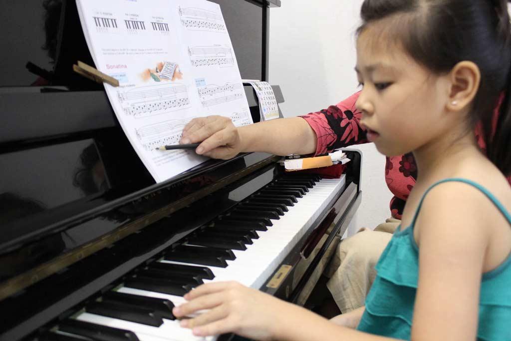 Il Tuo Nuovo Insegnante Di Pianoforte - Querciacb